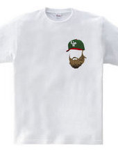 beard cap one