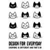 EVERYONE IS DIFFERENT AND THAT S OK ~ねこシ