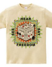 Freedom monkey