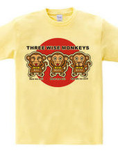 The message of the three wise monkeys