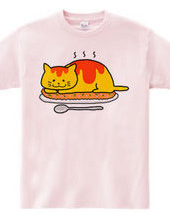 Omurice cat