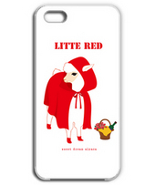 Little Red *sweet dream alpaca