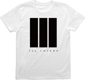TheLOVERS logo T