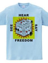 Freedom monkey(Simple)