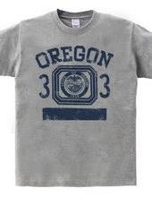 オレゴン 33 オールドスクール風