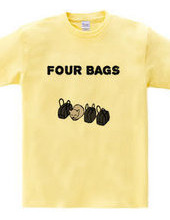 FOUR BAGS