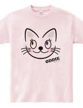 オッドアイのネコ 「オッディ」