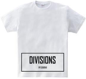 DIVISIONS LOGO T-SHIRTS