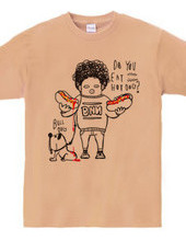 Do you eat HotDog?