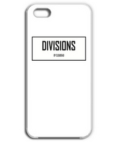DIVISIONS iphone case
