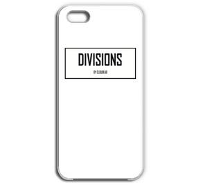 DIVISIONS iphone case