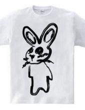 下手なウサギ
