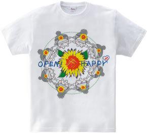 OPEN! HAPPY!