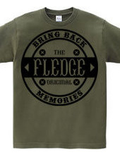 Fledge Circle Logo Tee