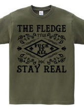 STAY REAL Tee