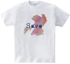 熊本支援Tシャツ
