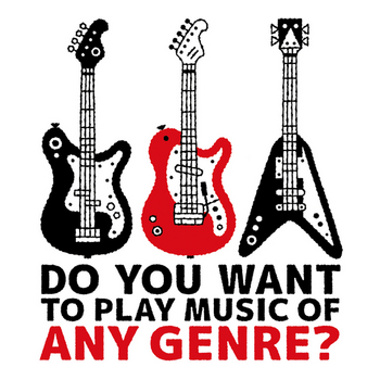 Do you want to play music of any genre?