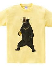 An addictive snack (black bear)
