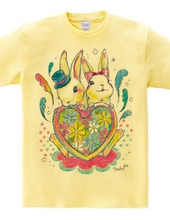 Reconstruction support t-shirt (rabbit)