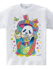 Reconstruction support t-shirt (Panda)