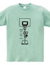 バスケットボール コアラのゴール