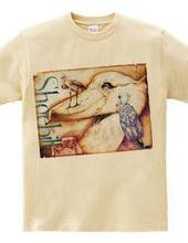 Vintage: shoebill