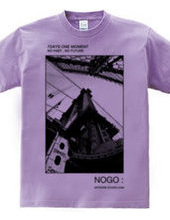 nogo : artwork studio 267 Black&Whit