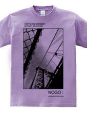 nogo : artwork studio 268 Black&Whit