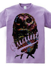 CANDY COLOR OWL
