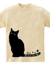 猫と星 01