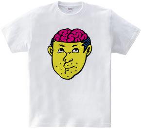 脳みそ男T