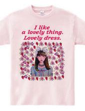 Lolita fashion girl