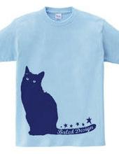 猫と星 02
