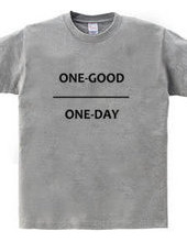 ONE-GOOD/ONE-DAY
