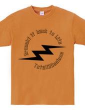 雷Tシャツ