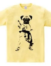 Pug is the best? Pug karate