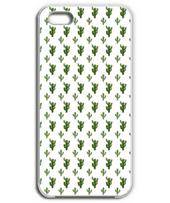 サボテン柄のiPhoneケース
