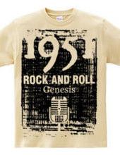 Rock'n ' roll birth