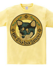 Black Shiba spirit  A