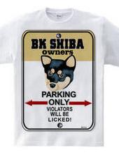 BK Shiba owner s private parking B