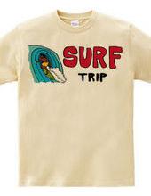 SURF TRIP MAN(RED)