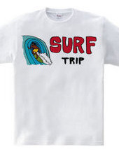 SURF TRIP MAN(RED)