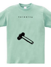 SWIMMING -hammer
