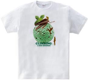Climbing mint chocolate