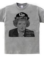 BRITAIN`S FIGHTING LADY M