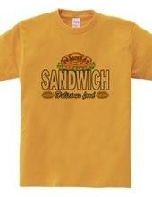 Sandwich & delicious food B
