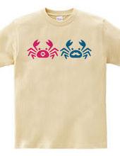 Crab toilet