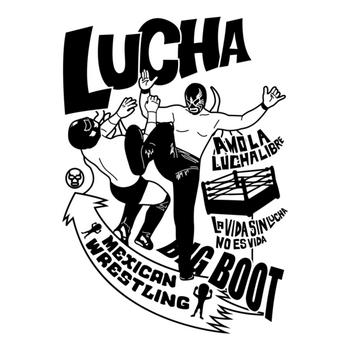 mexican wrestling lucha libre15mono
