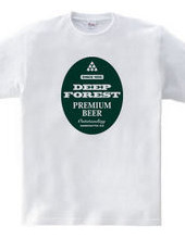 DEEP FOREST PREMIUM BEER