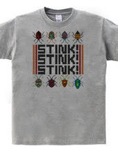 Stink! Stink! Stink!(カメムシTシャツ)